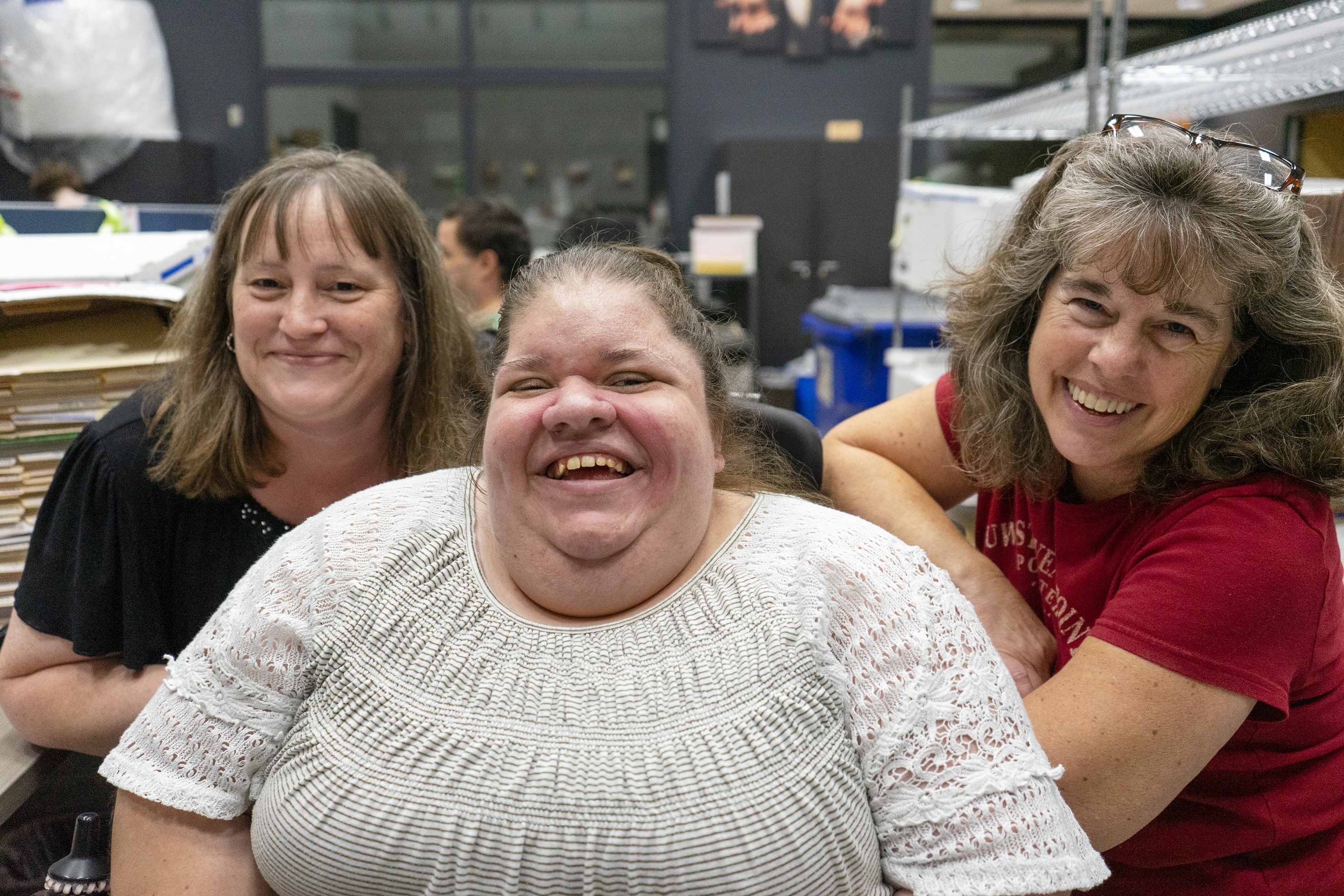 A Perspective on Hiring People with Disabilities