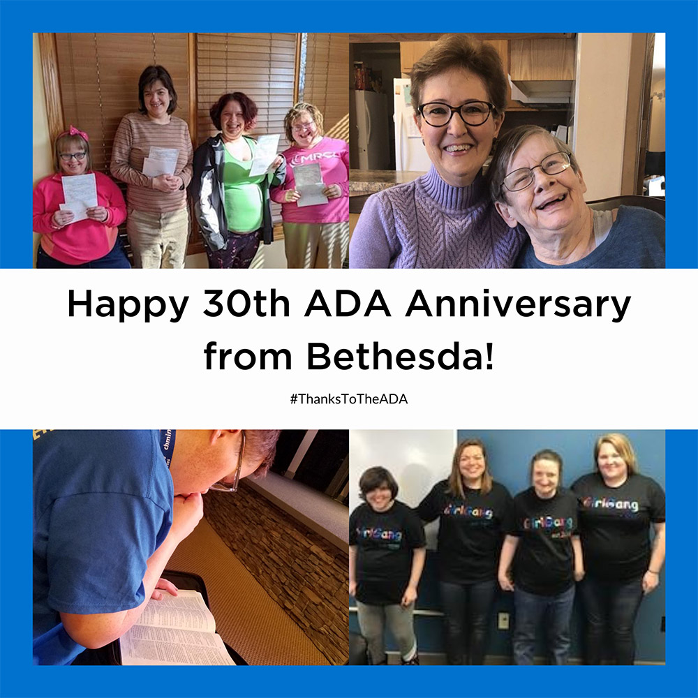 Four Ways to Celebrate 30 Years of the Americans With Disabilities Act