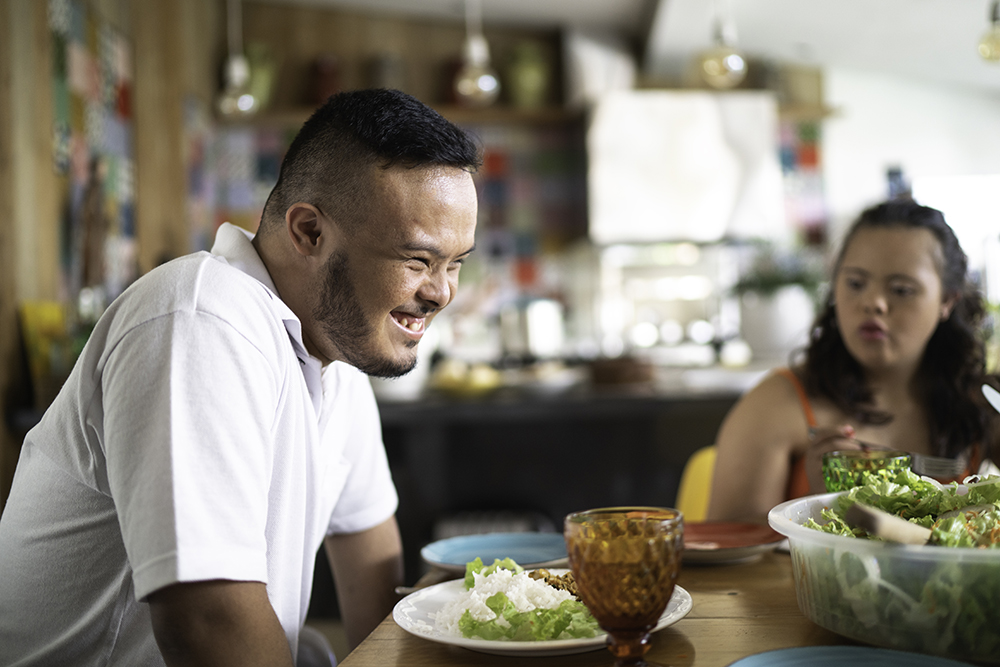 Nutrition Tips for People with Intellectual and Developmental Disabilities