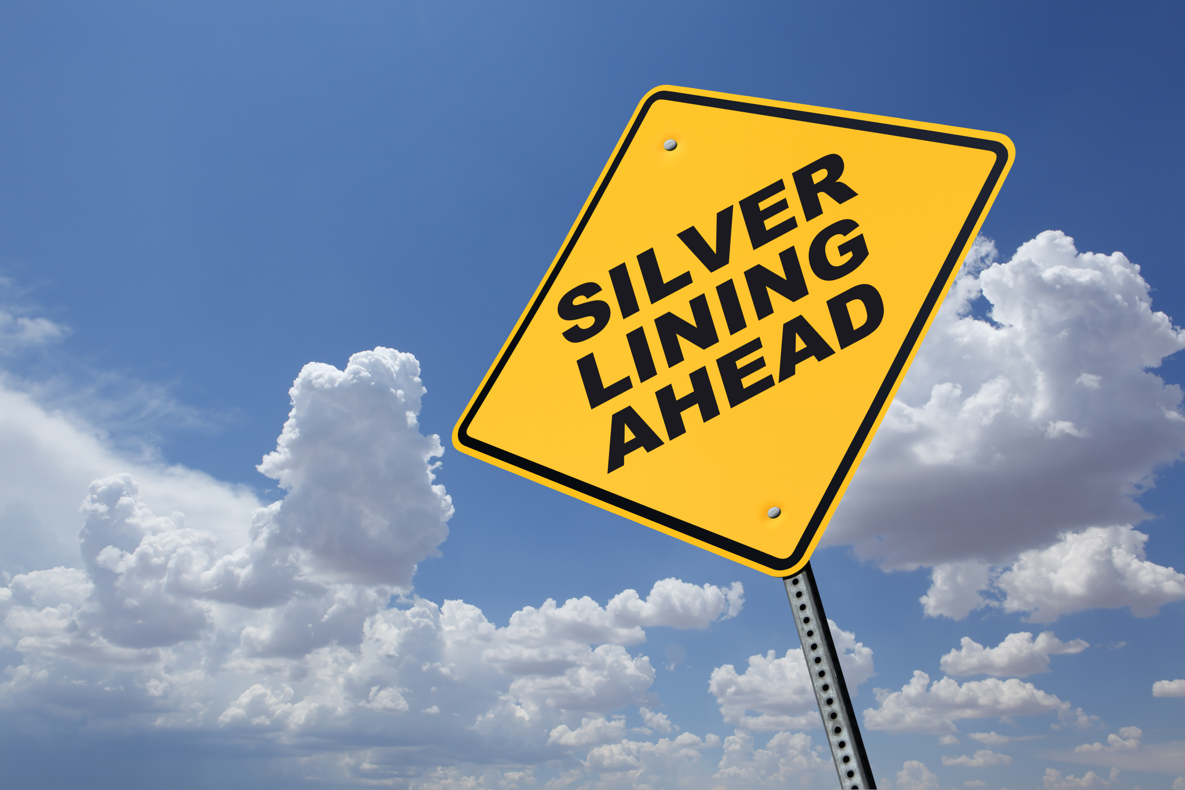 Silver linings: finding the good in the midst of a pandemic