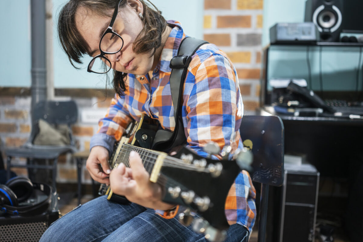 The science behind the power of music for people with disabilities