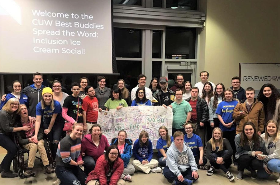 Make a Connection: Best Buddies creating meaningful friendships